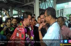 Del Piero Tiba di Sumut, Dua Kopernya Ketinggalan - JPNN.com
