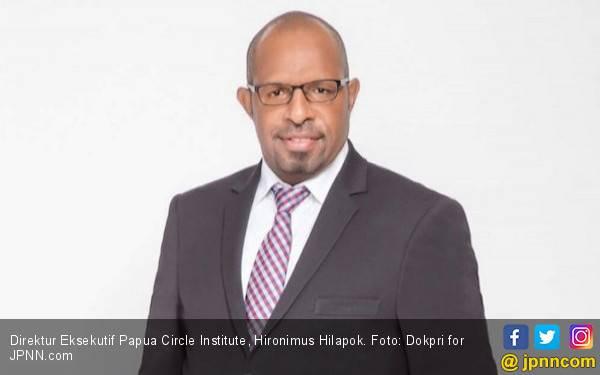 MK Tolak Gugatan Prabowo - Sandi, Begini Respons Direktur Papua Circle Institute - JPNN.com