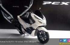 Maaf! Pesan Honda PCX 150 Sekarang Tak Bisa Dipakai Lebaran - JPNN.com