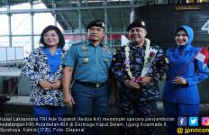 Kasal Pimpin Penyambutan Kapal Selam Terbaru Milik TNI AL - JPNN.com