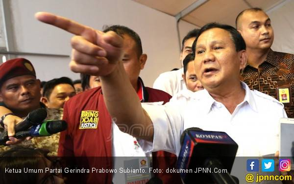 NCID: Gerindra Berpeluang Besar Salip PDIP - JPNN.com