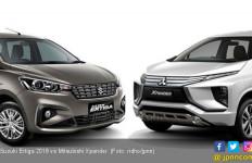 Menakar Suzuki Ertiga 2018 vs Mitsubishi Xpander - JPNN.com