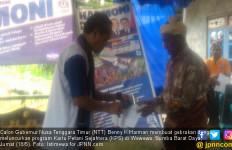 Benny Harman Meluncurkan Kartu Sakti untuk Masyarakat NTT - JPNN.com