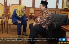 Sahur Minum Air Putih Hangat agar tak Gampang Haus - JPNN.com