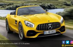 Mercedes-AMG GT S Roadster, Sensasi Melesat tanpa Atap - JPNN.com