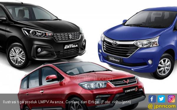 Mudik Pakai Mobil Baru, Cek Promo Avanza, Ertiga dan Confero - JPNN.com