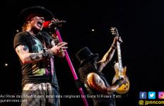 Axl Tumbang, Guns N' Roses Potong Penampilan di Abu Dhabi - JPNN.com