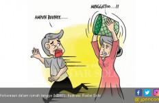 Kisah Suami Korban KDRT Istri, Mukanya Dilempari Keranjang - JPNN.com