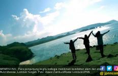 Menikmati Bukit Merese, Sekali Datang Pasti Ingin Kembali - JPNN.com