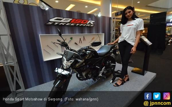 Promo khusus Motor Honda Bagi PNS dan Pegawai BUMN - JPNN.com