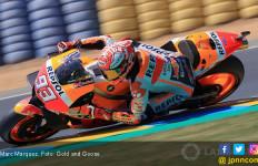 Marquez Menang, 6 Pembalap jadi Korban di MotoGP Prancis - JPNN.com