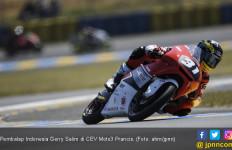 Pembalap Indonesia Tuntaskan Laga Sulit di Moto3 Prancis - JPNN.com