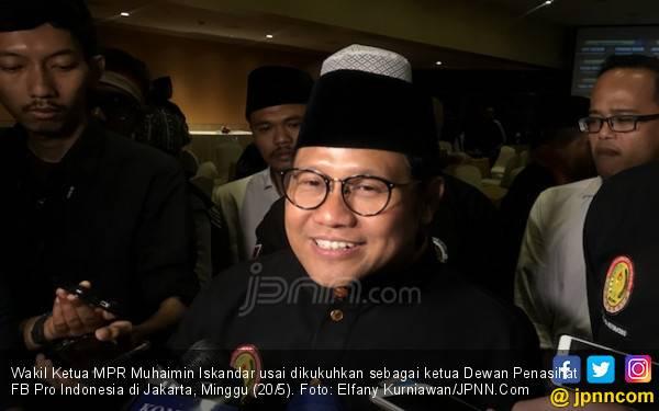 Cak Imin Dipercaya Pimpin Dewan Penasihat Pendekar Silat - JPNN.com