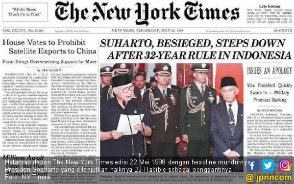 Soeharto Bapak Pembangunan atau Guru Korupsi? - JPNN.com