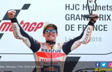 Cerita di Balik Kemenangan Mudah Marquez di MotoGP Prancis - JPNN.com