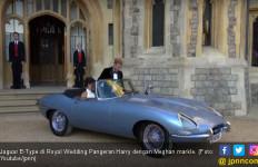 Jaguar E-Type Pangeran Harry Segera Diproduksi - JPNN.com