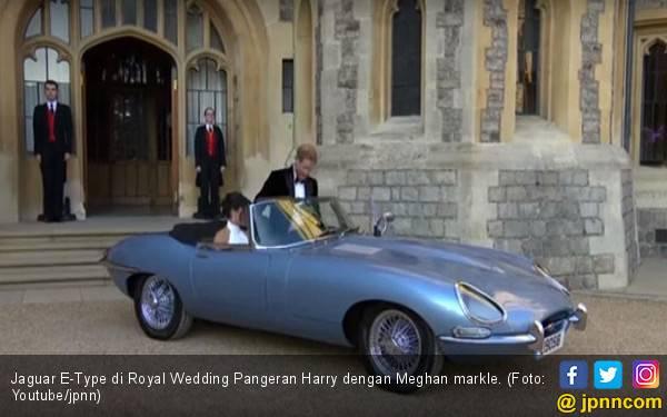 Jaguar E Type >> Jaguar E Type Pangeran Harry Segera Diproduksi Otomotif