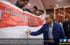 Zulkifli Hasan: Ayo Kembali ke Nilai Luhur Bangsa - JPNN.com
