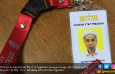 Ali M Ngabalin Si Pengkritik Jokowi kini Jadi Orang Istana - JPNN.com