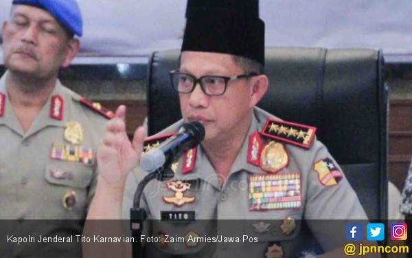 Soal TGPF Kerusuhan 22 Mei, Kapolri Pilih Gandeng Komnas HAM - JPNN.com