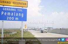 Ruas Tol Brebes Timur-Pemalang Siap Untuk Mudik 2018 - JPNN.com