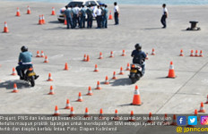 Keluarga Besar Kolinlamil Tertib Berlalu Lintas, Nih Caranya - JPNN.com