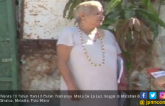 Wanita 70 Tahun Hamil 6 Bulan - JPNN.com