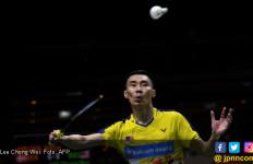 Piala Thomas: Lee Chong Wei Bikin Indonesia Tertinggal 0-1 - JPNN.com