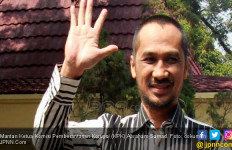 Pengin Jadi Capres, Abraham Samad Pamer Ide di Markas PKS - JPNN.com