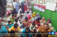 Mahasiswa UBK Gelar Aksi Kemanusiaan di Kampung Pemulung - JPNN.com