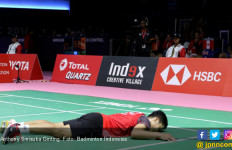 Tunggal Putra Indonesia Habis di Kejuaraan Dunia BWF - JPNN.com