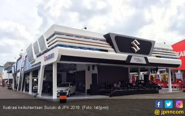 Mau Beli Murah Produksi Suzuki? Datang ke Sini! - JPNN.com