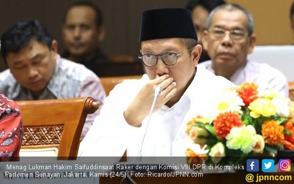 Jokowi Persilakan KPK Periksa Temuan Duit di Ruang Menag - JPNN.com