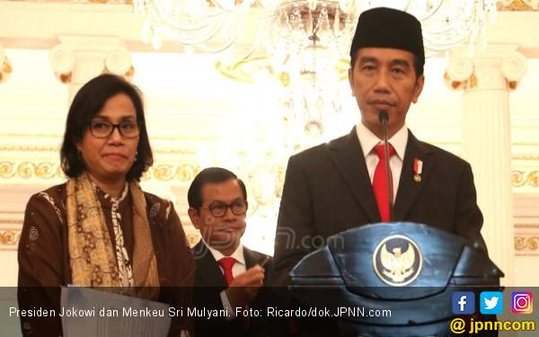 Jokowi Sebut Bakal Ada Kepala Daerah jadi Menteri dan Bu Ani Diberi Tugas Lebih Besar - JPNN.com