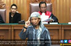 Ingat, Ini Tanggal Pembacaan Vonis untuk Aman Abdurrahman - JPNN.com