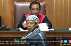 Baca Pleidoi, Aman Abdurrahman Tantang Hakim Bersengketa - JPNN.com