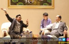 Cak Imin - Dubes China Bahas Tenaga Kerja Asing - JPNN.com