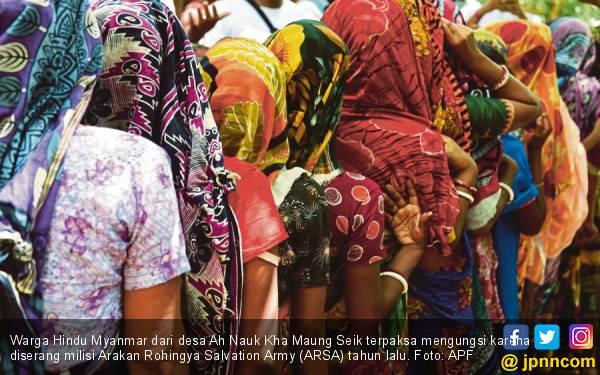 Bangladesh Minta PBB Lindungi Rohingya dari Pelanggar HAM di Myanmar - JPNN.com