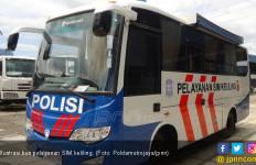 Polda Metro Jaya Kembali Buka Gerai SIM di Mal, Catat Jadwalnya - JPNN.com
