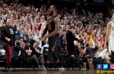 NBA: Celtics vs Cavaliers 3-3, Rockets vs Warriors 3-2 - JPNN.com