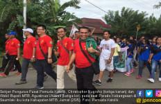 Pemuda Katolik dan Pemda MTB Gelar Parade Kebangsaan - JPNN.com