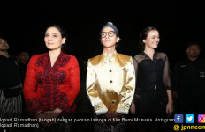 Demi Sosok Minke, Hanung Pukul Iqbaal Ramadhan - JPNN.com