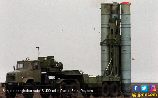 Rusia Segera Kirim Senjata Pesanan Turki, Amerika Gigit Jari - JPNN.com