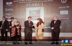Agung Podomoro Raih Penghargaan di Kongres FIABCI - JPNN.com