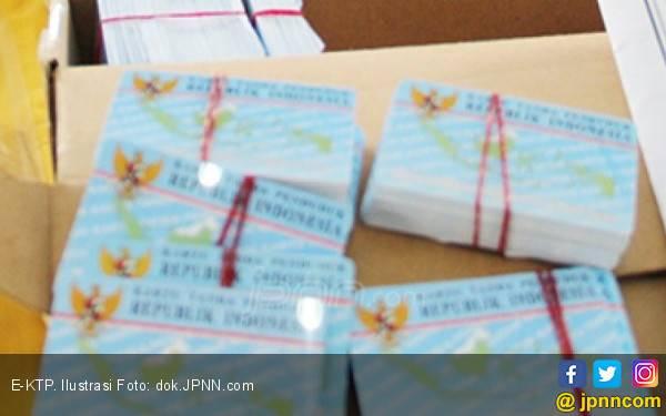 Seribu Keping e - KTP Tercecer di Pariaman Sumbar - JPNN.com