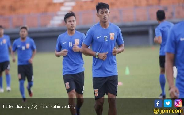 Matias Conti Datang, Kesempatan Lerby Bermain Semakin Minim - JPNN.com
