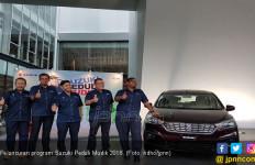 Puluhan Bengkel Siaga Suzuki Kawal Pemudik Ertiga 2018 - JPNN.com