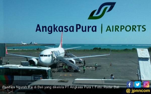 Operasional di Terminal Domestik Bandara I Gusti Ngurah Rai Kembali Normal - JPNN.com