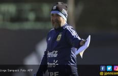 Piala Dunia 2018: Kalahkan Icardi, Enzo Perez Bela Argentina - JPNN.com