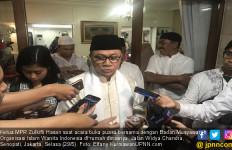 Ketua MPR Desak Kemenag Sudahi Polemik 200 Mubalig - JPNN.com